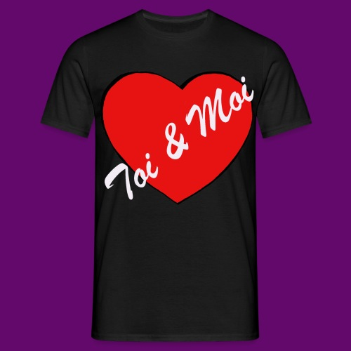 toi et Moi - T-shirt Homme