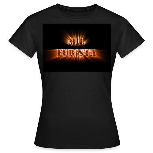 Mileurista chica - Camiseta mujer
