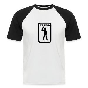 Weekend Top - Men's Baseball T-Shirt