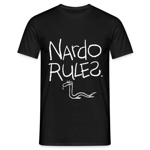 Nardo Rules - Men's T-Shirt