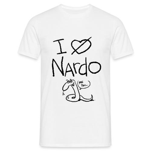 I ♥ Nardo - Men's T-Shirt
