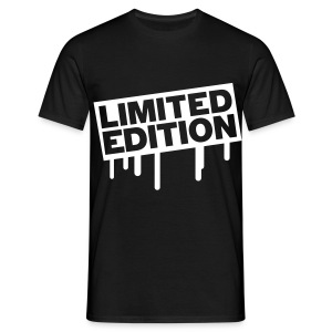 Limited edition - T-shirt Homme