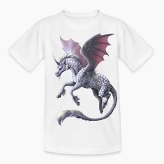 unicorn dragon
