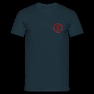 T-shirts ~ T-shirt herr ~ Sjöhästen Klassisk T-shirt liten logga herr