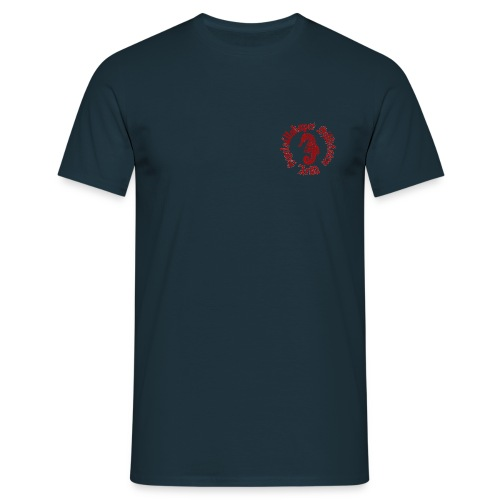 Sjöhästen Klassisk T-shirt liten logga herr - T-shirt herr