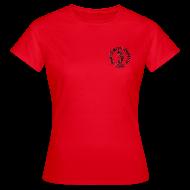 T-shirts ~ T-shirt dam ~ Sjöhästen Klassisk T-shirt liten logga dam