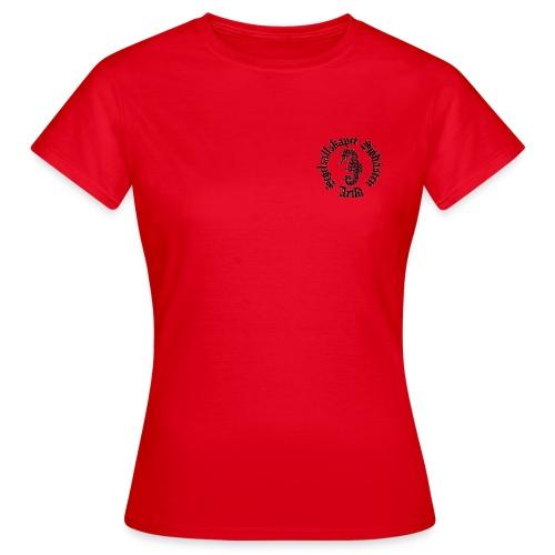 Sjöhästen Klassisk T-shirt liten logga dam - T-shirt dam