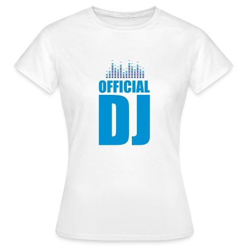 Short Sleeve Dj T-Shirt - Women's T-Shirt
