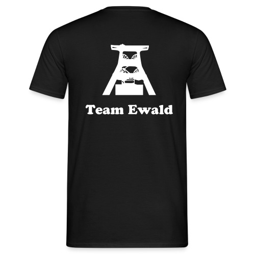 Team Ewald / Official Clothes - Männer T-Shirt