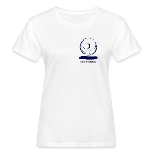 Karate Gronau (Frauen-T-Shirt, Organic) - Frauen Bio-T-Shirt