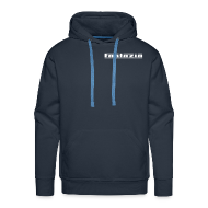Hoodies & Sweatshirts ~ Men's Premium Hoodie ~ Fantazia hoody Logos/Front Back