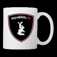 Tassen & Zubehör ~ Tasse ~ myrabbits.de Fan-Tasse