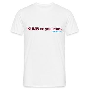 KUMB on... - Men's T-Shirt
