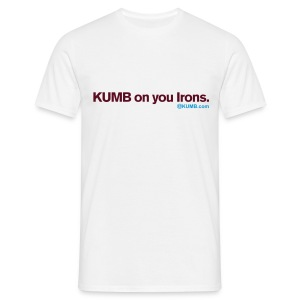 KUMB on... - Men's T-Shirt