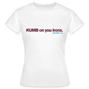 KUMB on... - Women's T-Shirt