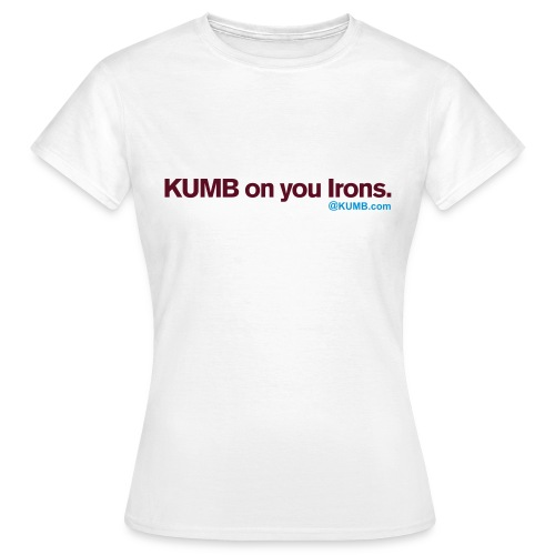KUMB on... - Women's T-Shirt