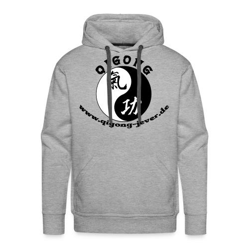 Qigong in Jever Kapu - Männer Premium Hoodie