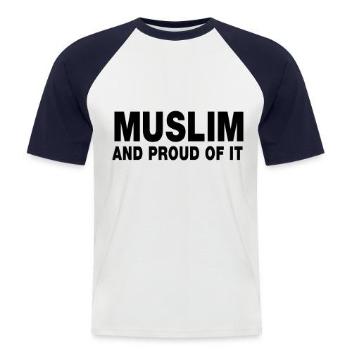 ISLAM2 - T-shirt baseball manches courtes Homme
