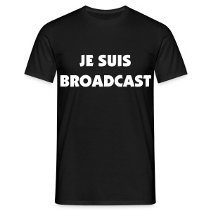 T-shirt Broadcast - T-shirt Homme