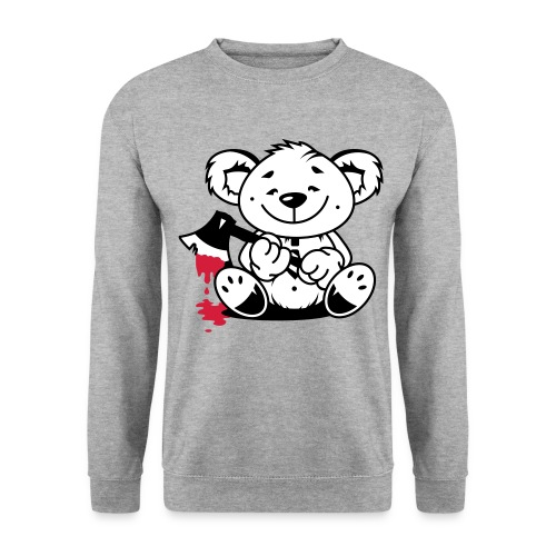 angry bear k87 - Men's Sweatshirt