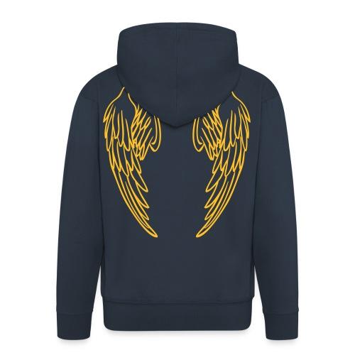 l'ange - Veste à capuche Premium Homme