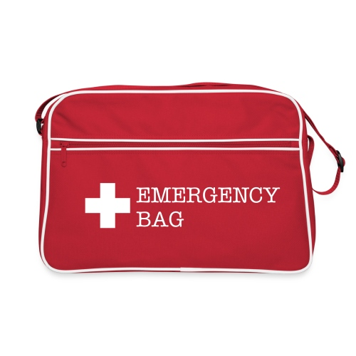 Retro-Tasche Emergency Bag - Retro Tasche