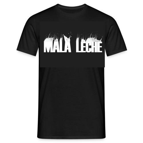 Mala leche - Camiseta hombre