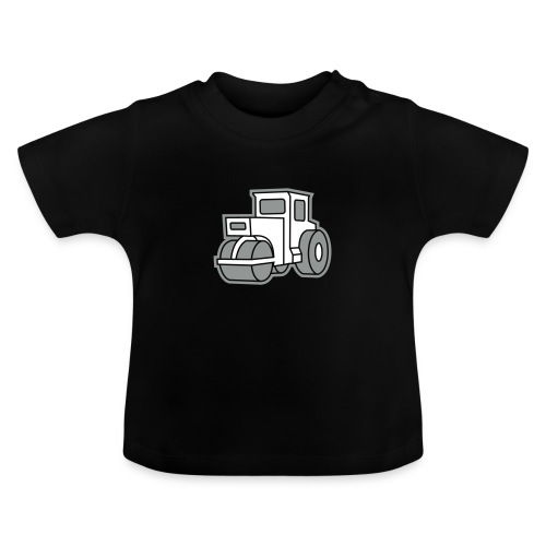 Dampfwalze Traktoren Steam-powered rollers Tractors - Baby T-Shirt