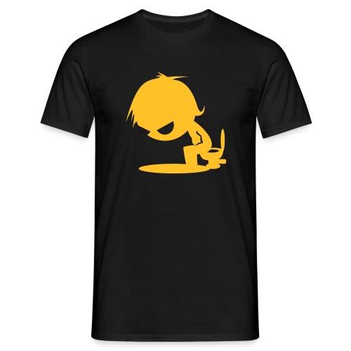 Lazy - Männer T-Shirt