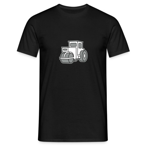 Dampfwalze Traktoren Steam-powered rollers Tractors - Männer T-Shirt