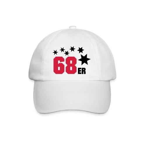 68er - Baseballkappe