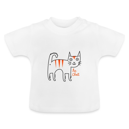 Le Chat - Baby T-Shirt