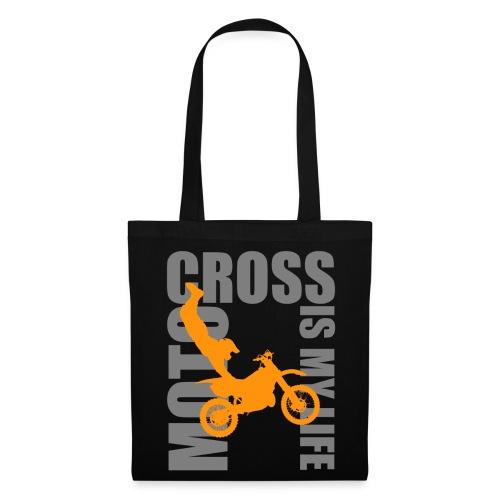 Sac motocross is my life - Tote Bag