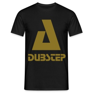 AustrianDubstep Golden [Male] - Männer T-Shirt