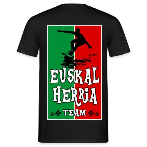 euskal surfing team t-shirt - Men's T-Shirt