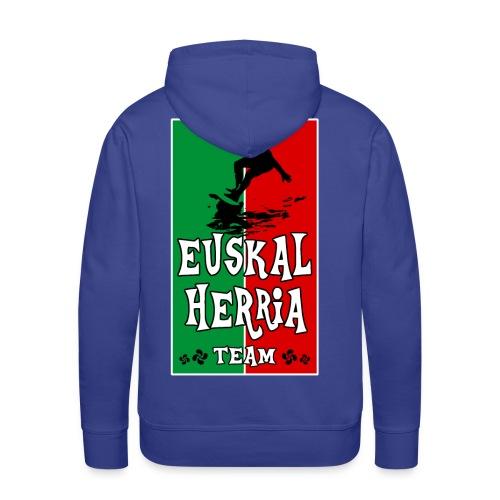 euskal surfing team sweatshirt capuche - Men's Premium Hoodie