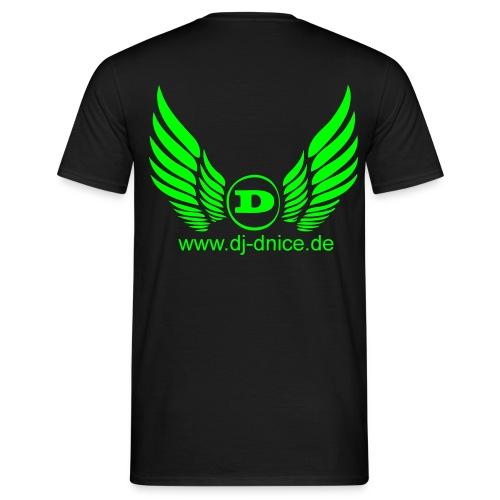 Logo Herrenshirt - Männer T-Shirt