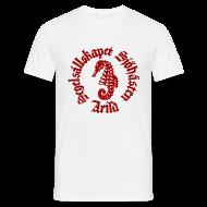 T-shirts ~ T-shirt herr ~ Sjöhästen Klassik T-shirt herr