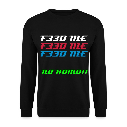 NO HOMO - Men's Sweatshirt