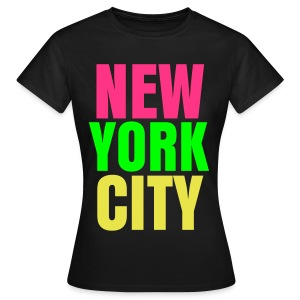 glee york city (F) - Women's T-Shirt
