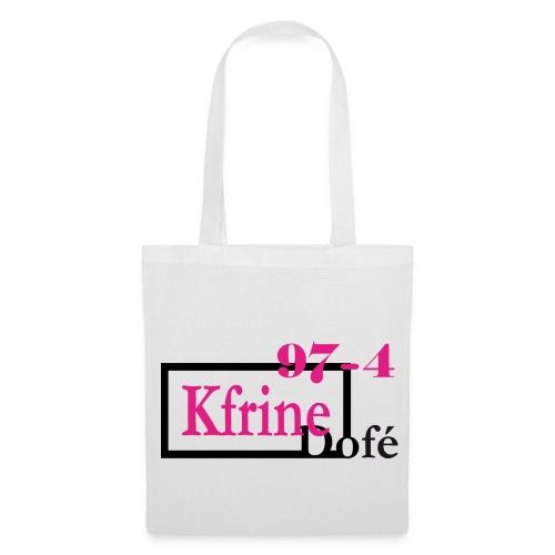 Sac en tissu Kfrine do fé 974 - Tote Bag