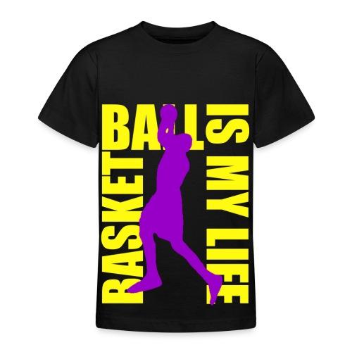 T shirt ado basketball is my life - T-shirt Ado