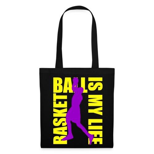 Sac basketball is my life - Tote Bag