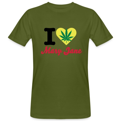 Mary Jane - Men's Organic T-Shirt