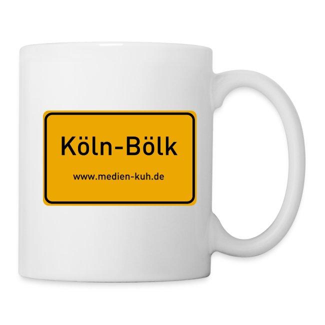 Köln-Bölk Tasse