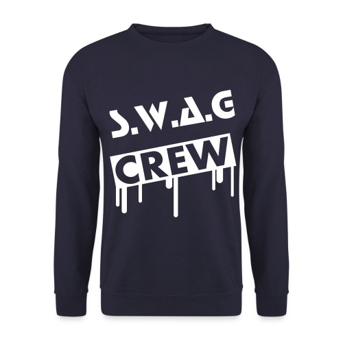 Sweatshirt S.W.A.G crew - Men's Sweatshirt