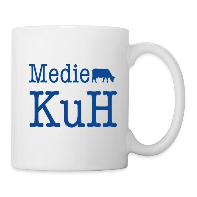 Medien-KuH Tasse