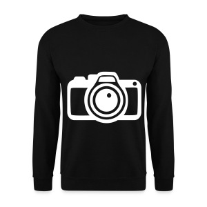 Sweatshirt Camera - Men's Sweatshirt