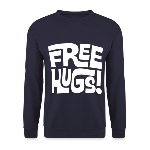 Free Hugs. - Men's Sweatshirt