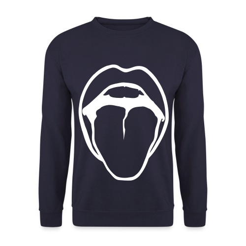Sweatshirt Lips. - Men's Sweatshirt